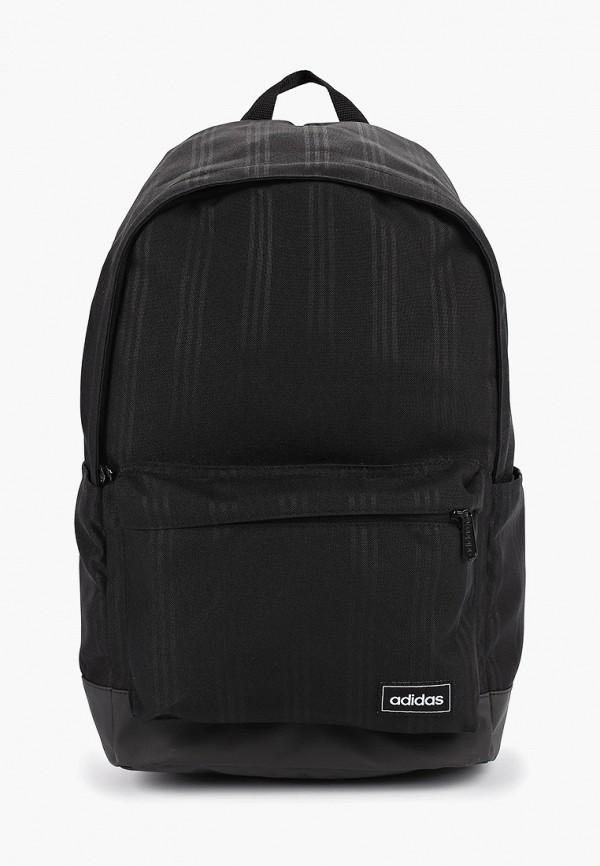 Фото - женский рюкзак adidas черного цвета