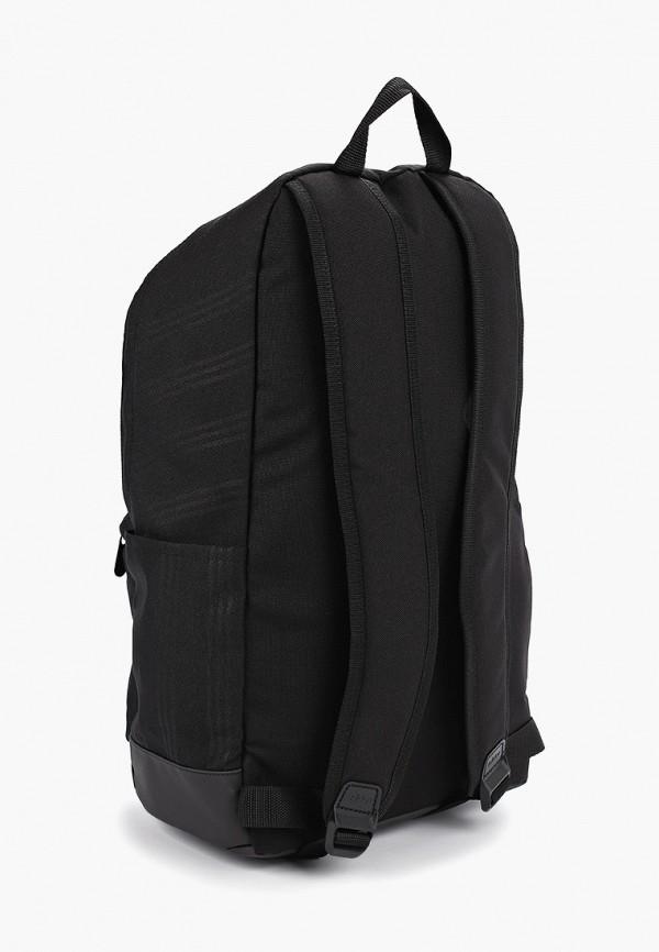 Фото 2 - женский рюкзак adidas черного цвета