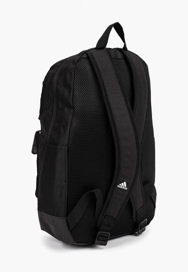 Фото 2 - Рюкзак adidas черного цвета