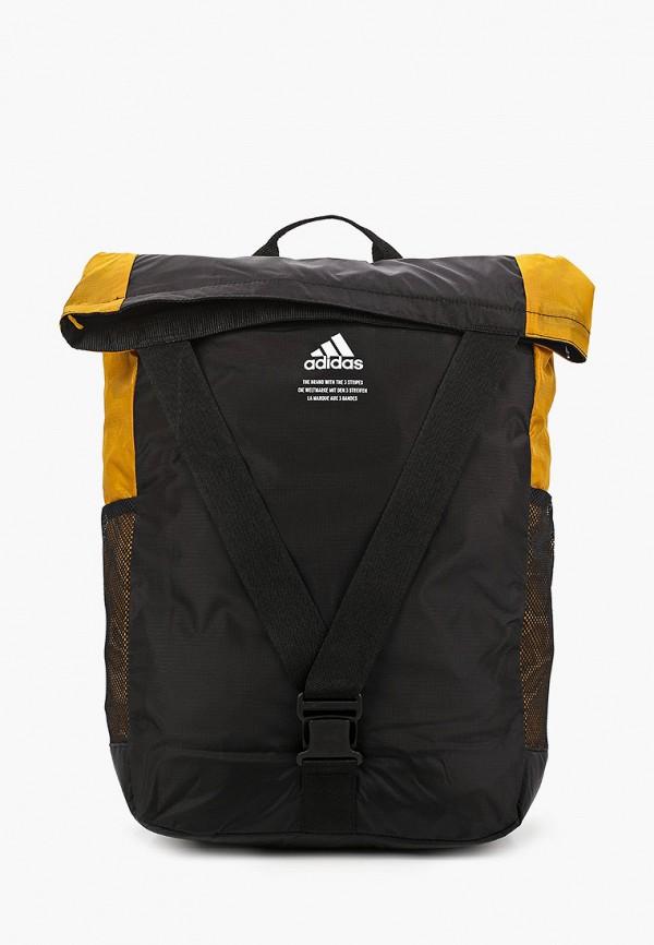 женский рюкзак adidas, черный