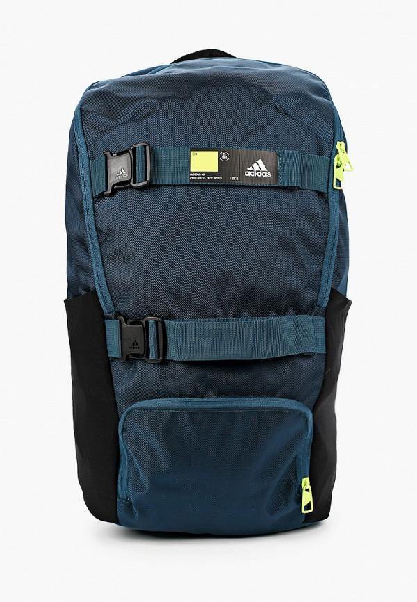 женский рюкзак adidas, зеленый