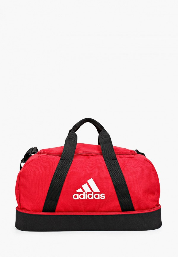 женская спортивные сумка adidas, красная