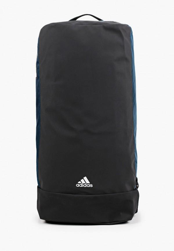 женская спортивные сумка adidas, бирюзовая