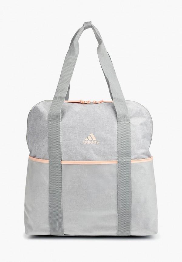 Сумка спортивная adidas adidas AD002BWCDDZ4 сумка спортивная adidas combat camo bag m камуфляжно оранжевая adiacc053 m