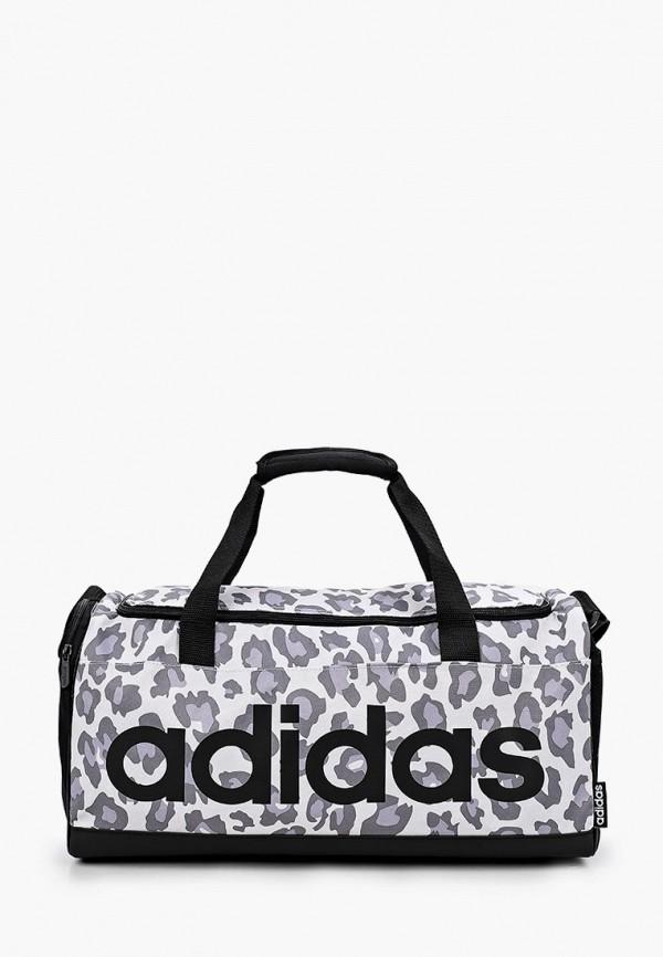 женская сумка adidas, серая