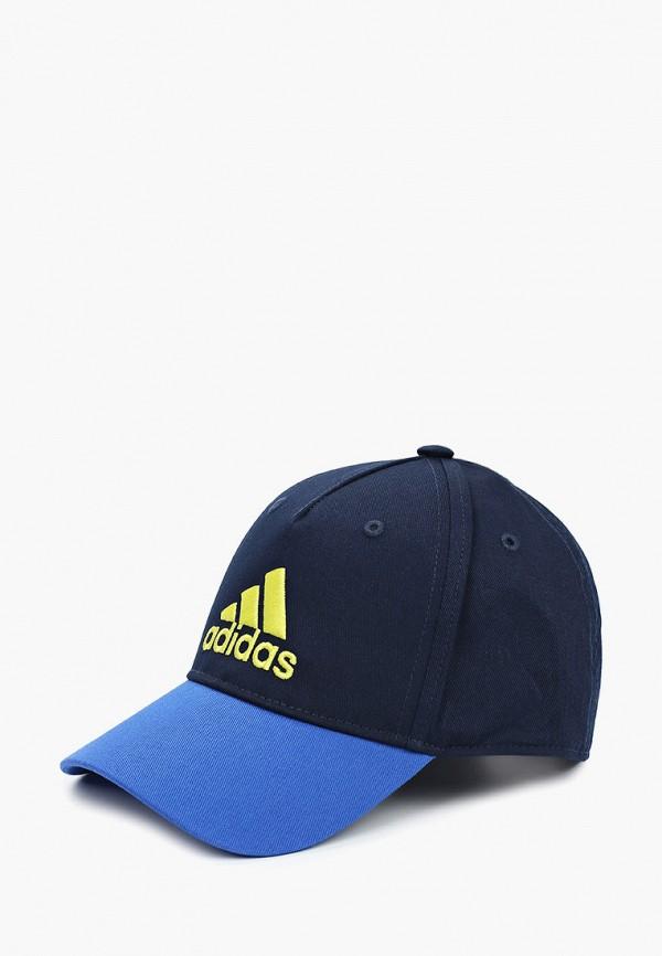 бейсболка adidas для мальчика, синяя