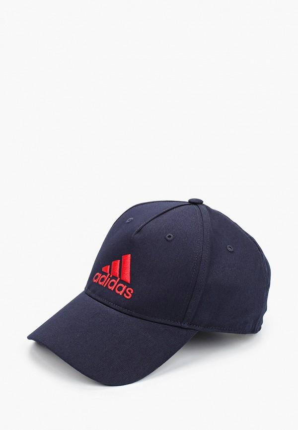 Бейсболка adidas adidas GE3316 синий фото