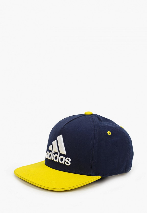 кепка adidas для мальчика, синяя