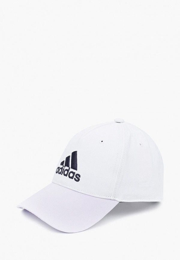 Фото - Бейсболка adidas белого цвета