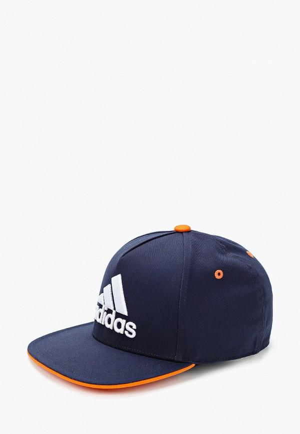 кепка adidas малыши, синяя