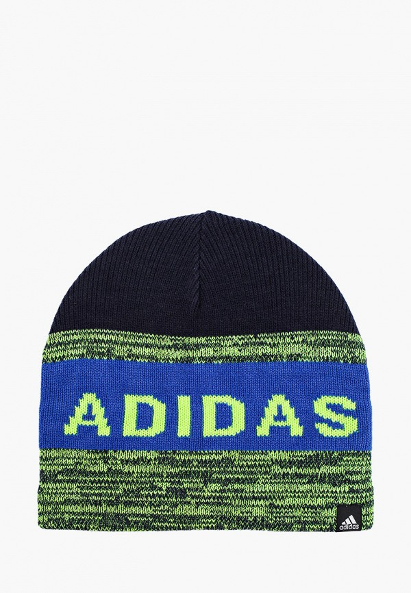 шапка adidas малыши, разноцветная