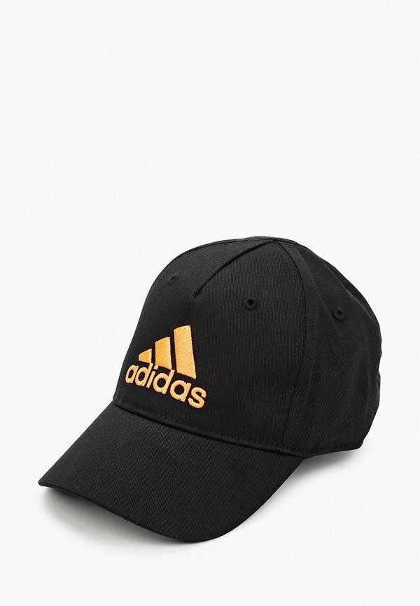 бейсболка adidas малыши, черная