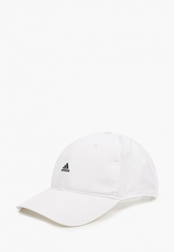 мужская бейсболка adidas, белая