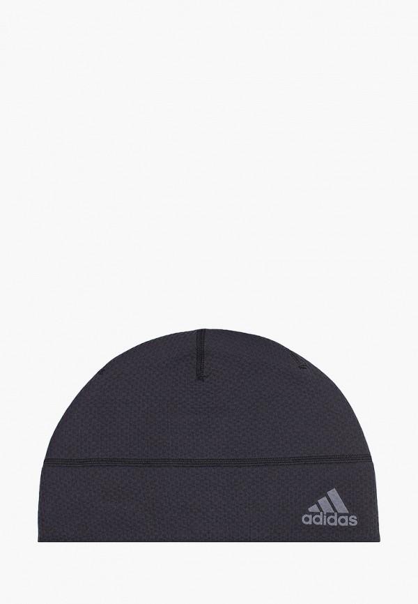 Фото - Шапку adidas черного цвета