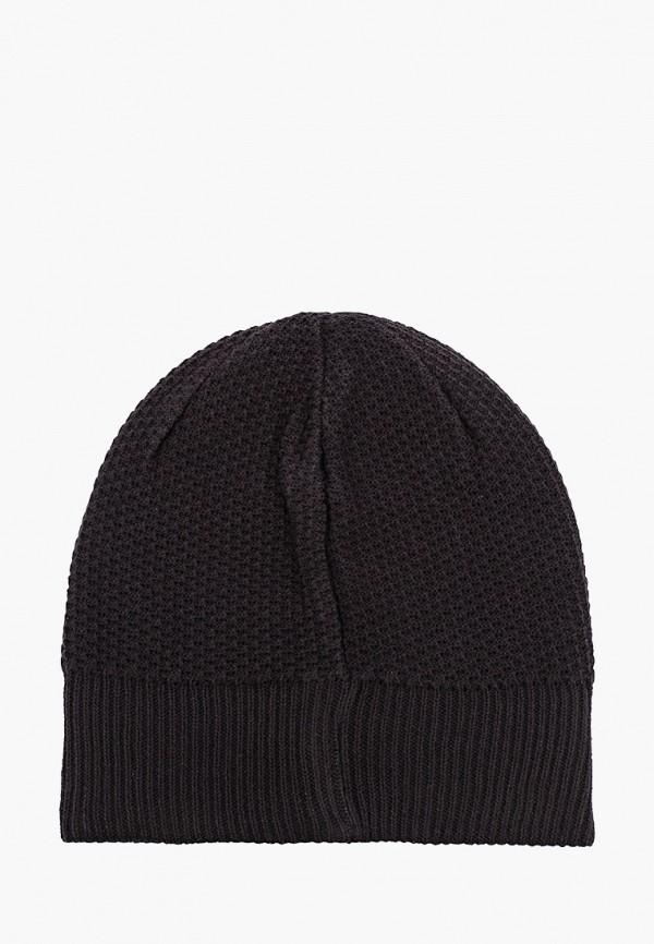 Фото 2 - Шапку adidas черного цвета