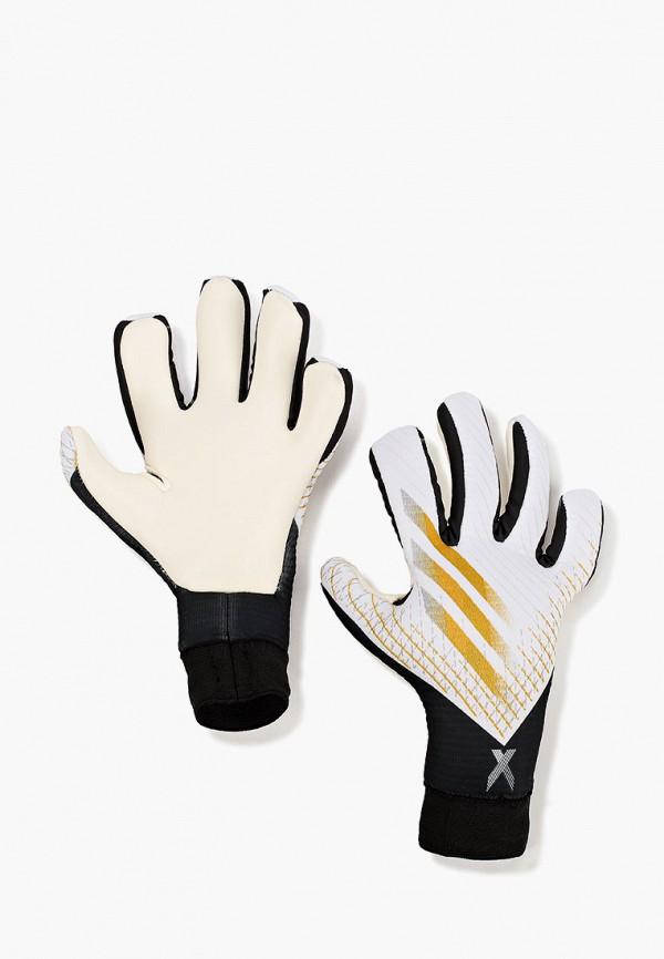 перчатки adidas для мальчика, белые