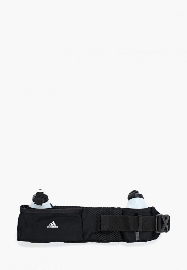 Сумка поясная adidas adidas AD002DUALSR4 adidas сумка взр run belt rayred black grey