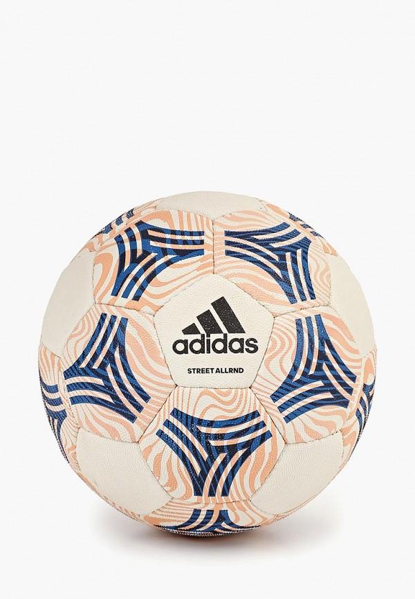 Мяч футбольный adidas adidas AD002DUCDBB6 мяч футбольный adidas adidas ad002dualso2