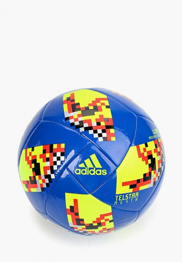 Мяч футбольный adidas adidas AD002DUCDBD5 мяч футбольный select talento арт 811008 005 р 3