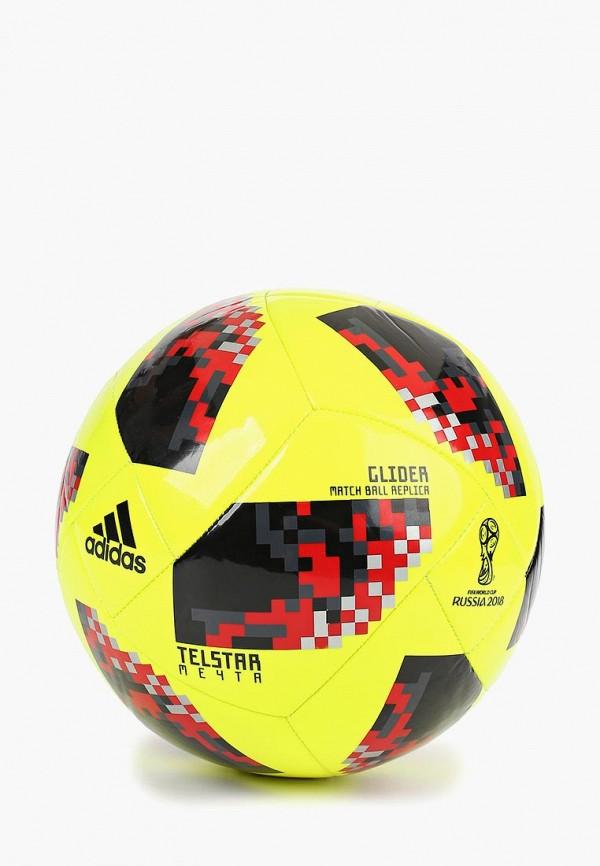 Мяч футбольный adidas adidas AD002DUCDBD7 мяч футбольный adidas adidas ad002dualso2