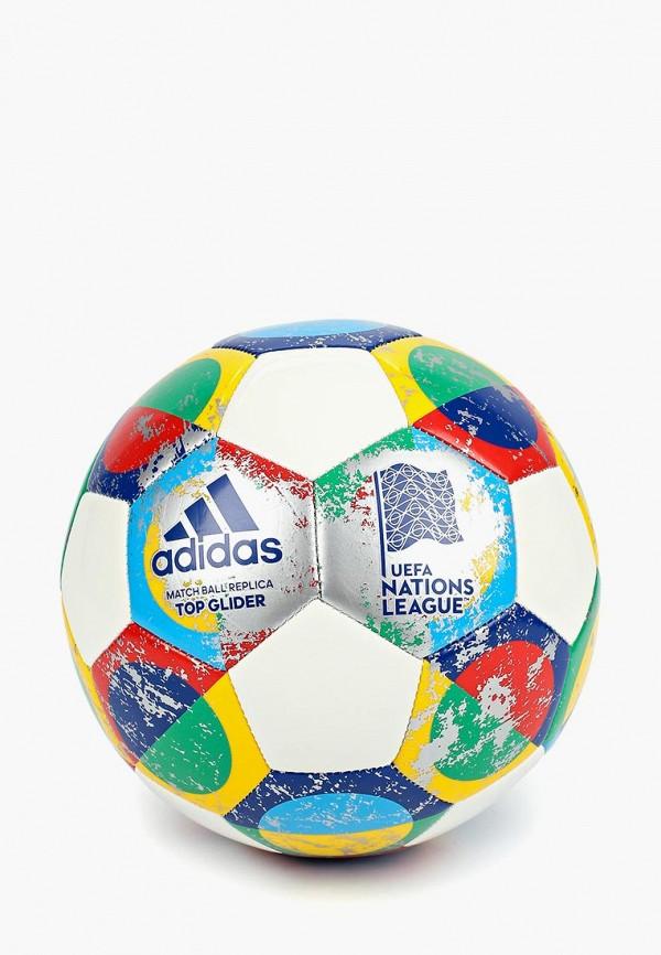 Купить Мяч футбольный adidas, adidas AD002DUCDDM1, мультиколор, Осень-зима 2018/2019
