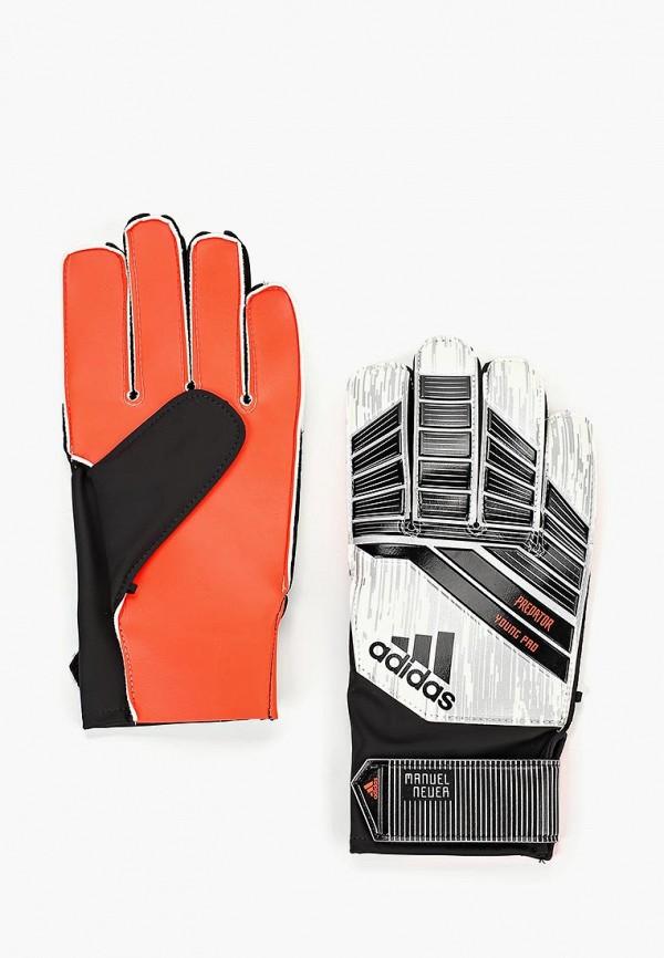 Перчатки вратарские adidas adidas AD002DUCDDM5 цена