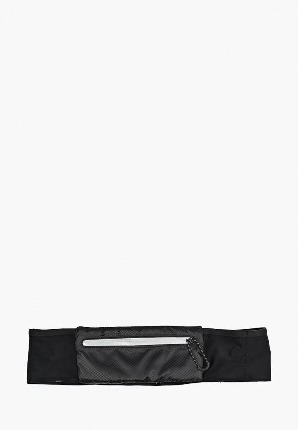 Пояс для бега adidas, RUN BELT PLUS, ad002ducddv3, черный, Осень-зима 2018/2019  - купить со скидкой