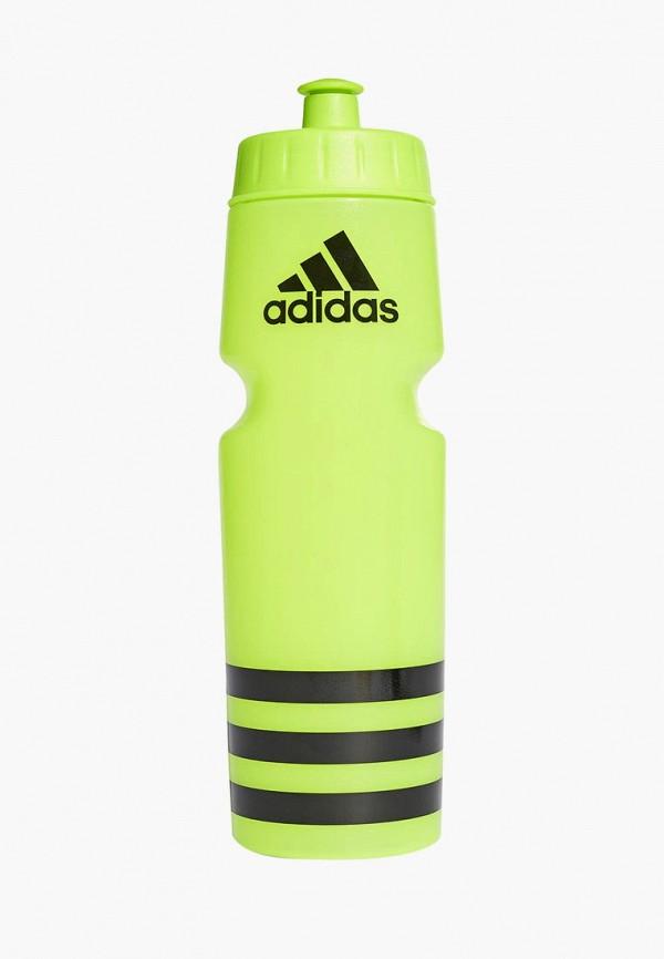 Бутылка adidas adidas AD002DUCDDY3 бутылка гантеля спортивная irontrue цвет зеленый 2 2 л