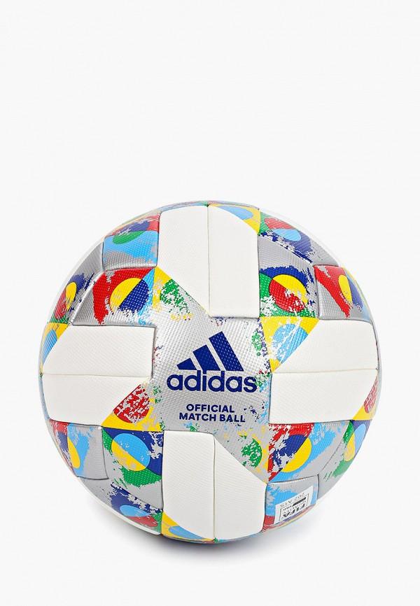 Мяч футбольный adidas adidas AD002DUFKNC3 цена и фото