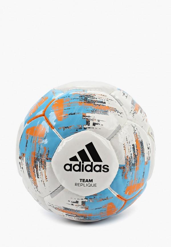 Мяч футбольный adidas adidas AD002DUFKND0 мяч футбольный select brillant super fifa tb 810316 003 р 5