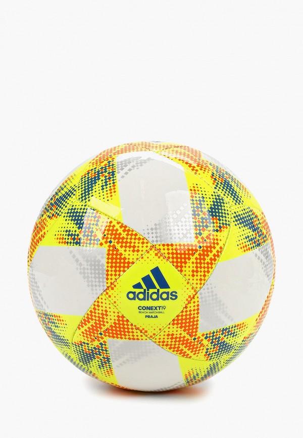 Мяч футбольный adidas adidas AD002DUFKND4 цена