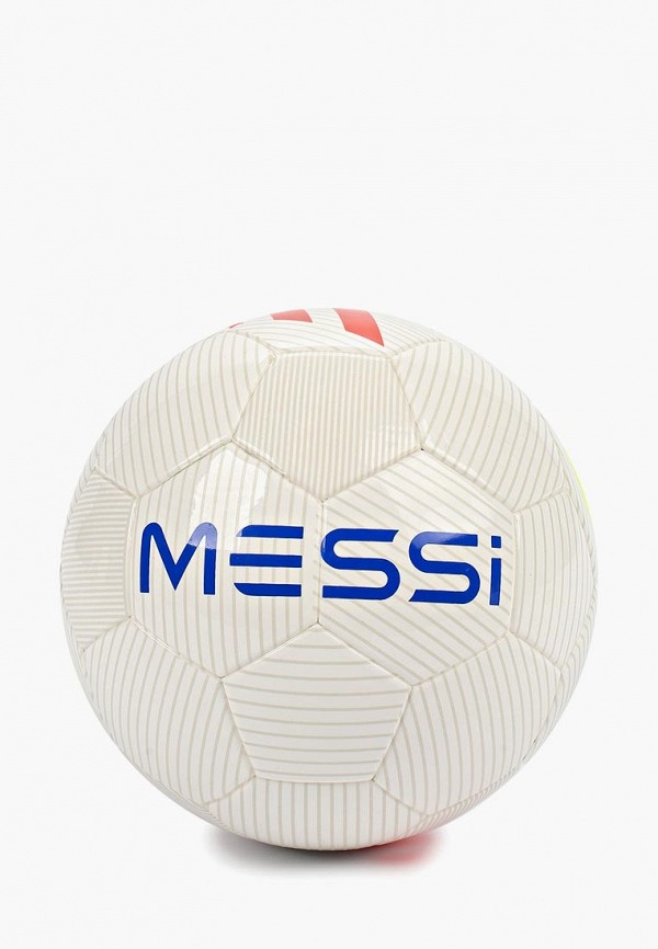 Мяч футбольный adidas adidas AD002DUFKND9 мяч футбольный adidas real madrid fbl cw4156 белый серый размер 3