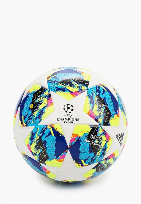 Мяч футбольный adidas adidas AD002DUFKNE9 цена и фото