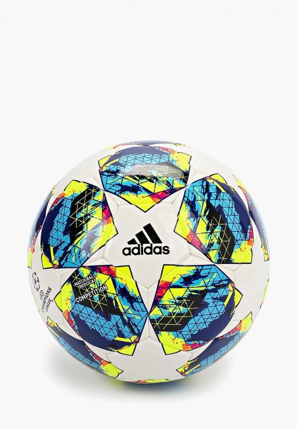 лучшая цена Мяч футбольный adidas adidas AD002DUFKNF1
