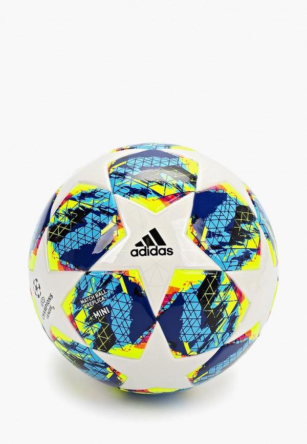 лучшая цена Мяч футбольный adidas adidas AD002DUFKNF2