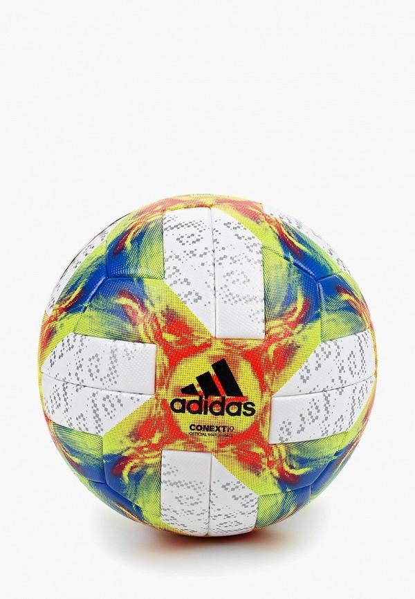 лучшая цена Мяч футбольный adidas adidas AD002DUFKRI1