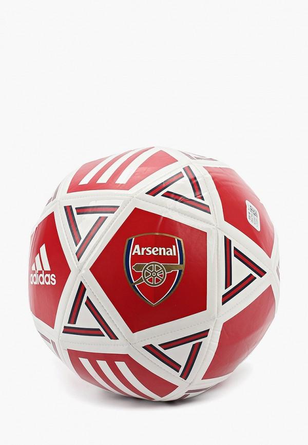 Мяч футбольный adidas adidas AD002DUFKRI3 мяч футбольный adidas conext19 cpt dn8640 белый красный размер 5