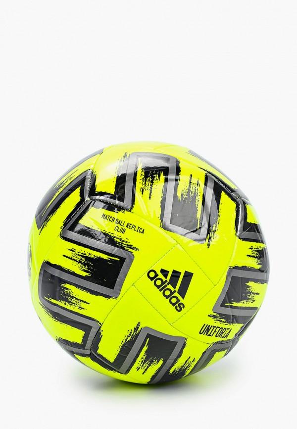 Мяч футбольный adidas adidas AD002DUHLAY5 цена