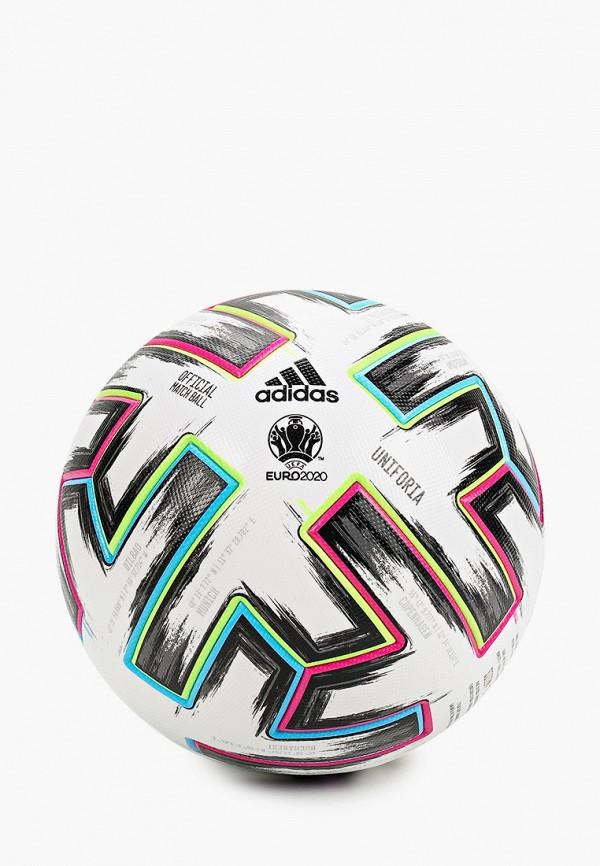 Мяч футбольный adidas adidas AD002DUHLAZ5 мяч футбольный select brillant super fifa tb 810316 003 р 5