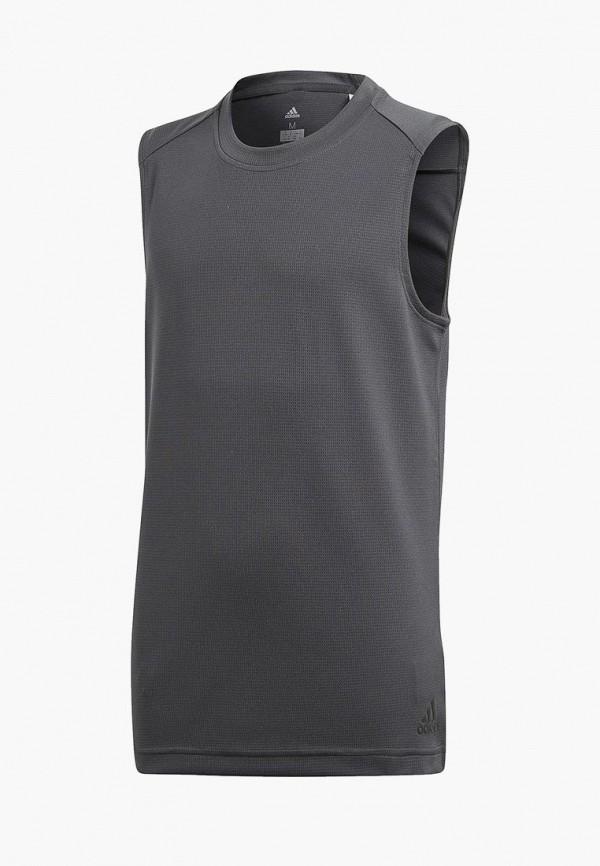 Майка спортивная adidas adidas AD002EBALXW3 阿迪达斯(adidas)休闲运动 潮流款小肩包 s96349 黑色