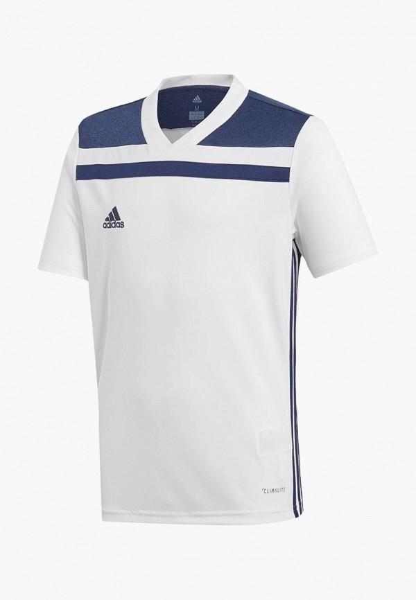 Футболка спортивная adidas adidas AD002EBALYO6 adidas adwt 10325