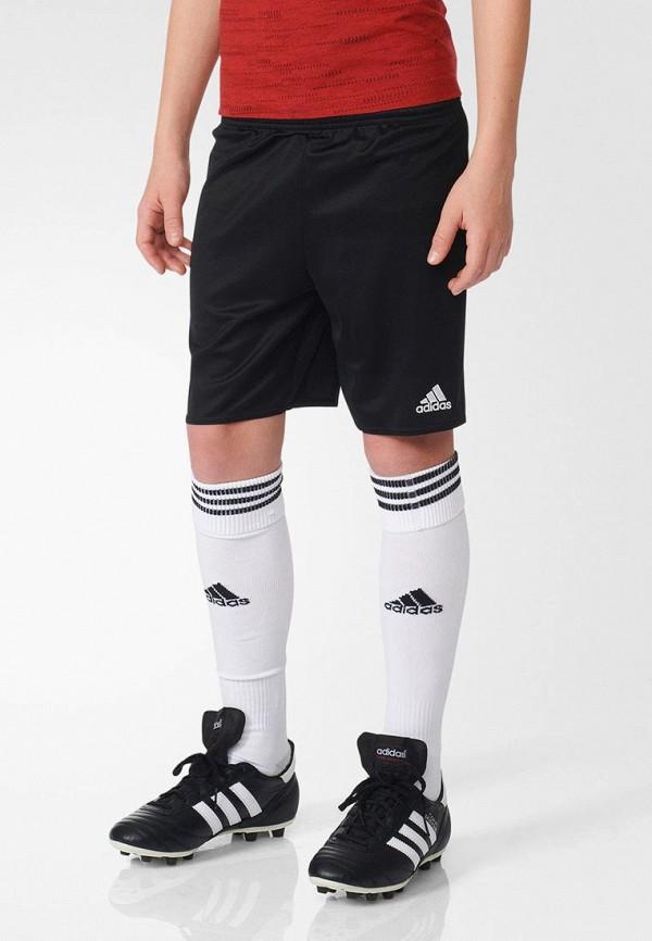 спортивные спортивные шорты adidas для мальчика, черные