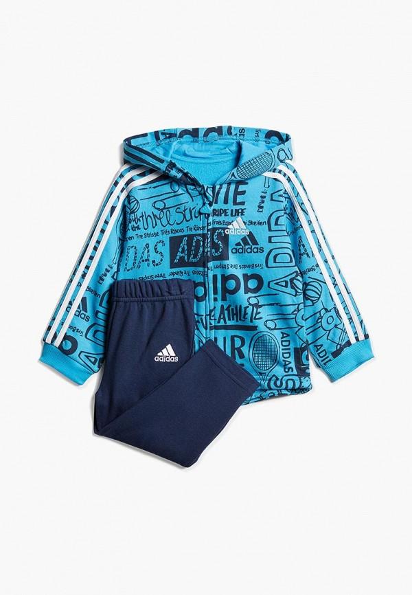 Костюм спортивный adidas adidas AD002EBEEBU6