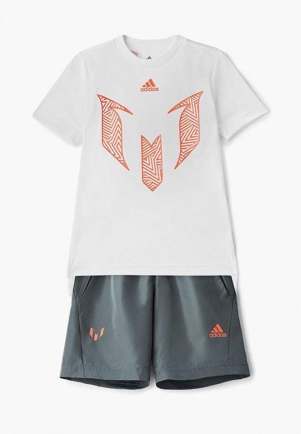 Костюм спортивный adidas adidas AD002EBEEBV9