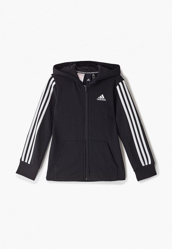 Купить Толстовку adidas черного цвета