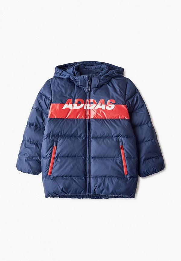 Пуховик adidas adidas AD002EBFKOQ2 цена