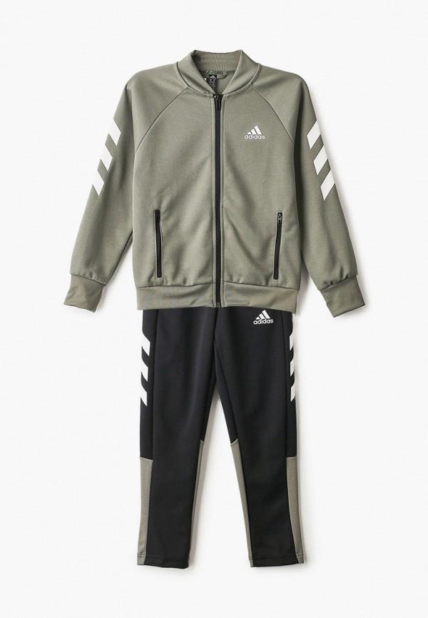 Костюм спортивный adidas adidas AD002EBHZUX0 цена