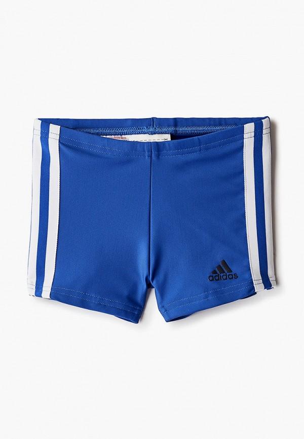 плавки adidas для мальчика, синие