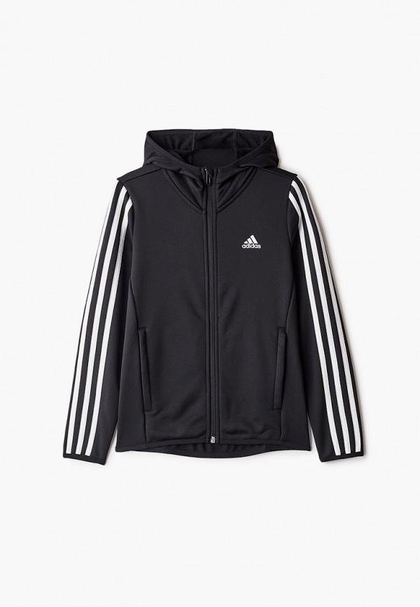 Толстовка adidas черного цвета