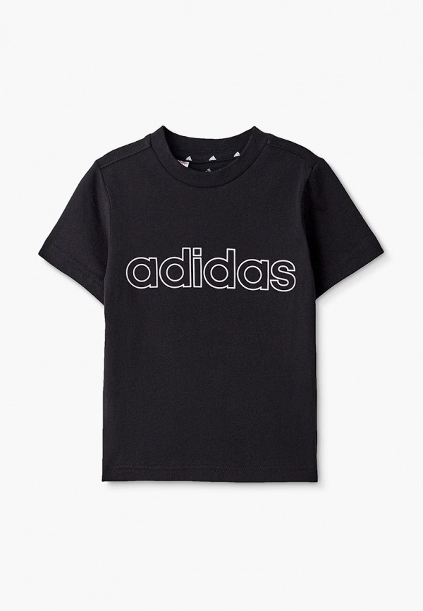 Футболка adidas adidas GN4006 черный фото